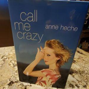 Anne Heche Call me Crazy book
